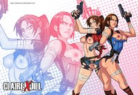 izumi curtis hentai claire redfield jill valentine darkereve resident evil hentai angry page