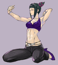 juri han hentai char juri han altcostume purple discussion srk lounge aka facebook livejournal know