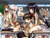 kanokon hentai manga data wallpaper kanokon how did they manage air this morning