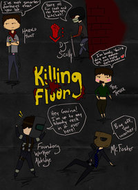 killing floor hentai pre killing floor chimerademonx sjnxq morelikethis fanart digital drawings games