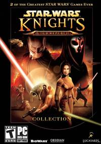 knights of the old republic hentai box front star wars knights old republic collection