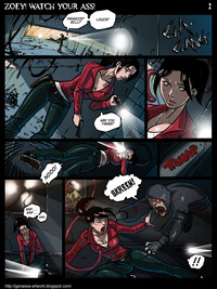 l4d hentai pics zoey watch ass page left dead comic ganassa