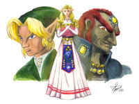 legend if zelda hentai pre legend zelda isfet morelikethis fanart traditional paintings games