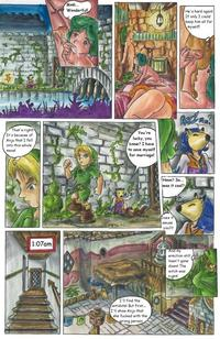 legend of zelda e hentai manga legend zelda bad majora passage english hentai