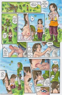 legend of zelda hentai comic assorted comic pages zeldakingdom hearts french passage