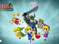 legend of zelda hentai quest legend zelda spirit tracks wallpaper preview wind waker retains its charm
