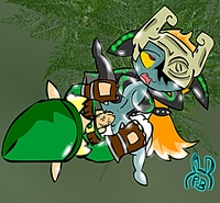 legend of zelda midna hentai midna hentai collections pictures album