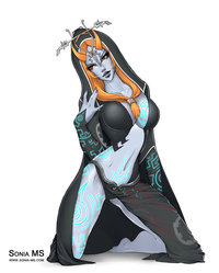 legend of zelda midna hentai pre commission midna sexy msonia morelikethis collections