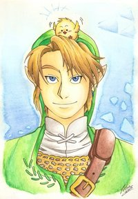 legend of zelda sheik hentai pre link cucco chick letsongakemi homu morelikethis fanart traditional paintings games