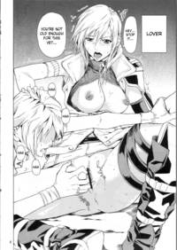 lightning final fantasy 13 hentai manga lightning hentai
