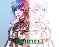 lightning final fantasy hentai lightning noxmyou art ffxiii who else but