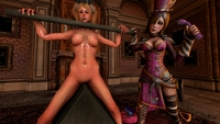 lolipop chainsaw e hentai borderlands dreya dreyamation juliet starling lollipop chainsaw mad moxxi crossover source filmmaker hentai cartoon porn