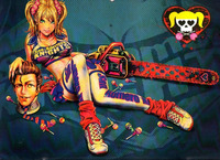 lolipop chainsaw hentai lollipop chainsaw art pinup gets release date
