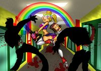 lollipop chainsaw hentai manga pre totally lollipop chainsaw drago flame morelikethis digitalart