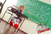 lollipop chainsaw hentai manga lusciousnet juliet starling hates pictures album lollipop chainsaw cosplay zombies