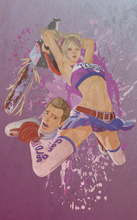 lollipop chainsaw hentai pic pre lollipop chainsaw mik cwa hentai deviantart more like