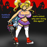 lollipop chainsaw hentai pics pre lollipop chainsaw fanart akita vpk morelikethis anthro digital