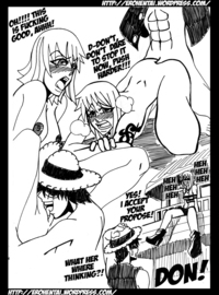 luffy and nami hentai namy luffy nami doujin entered luffys crew