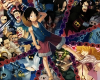 luffy boa hancock hentai thumbnails detail one piece anime boa hancock crocodile monkey luffy buggy clown impel down wallmay net tagme