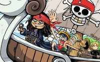luffy hancock hentai thumbnails detail one piece nami luffy zoro sanji pirates caribbean jack sparrow fan art wallpaper wallpaperhi anime hentai brunettes dragons cleavage boa hancock