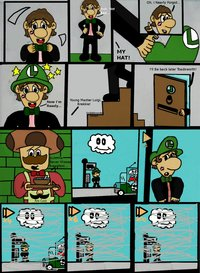 luigi hentai pre baby luigi mansion episode dribbleondo morelikethis artists fanart cartoons digital games