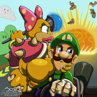 luigi hentai josemalvado ride die koopa pictures user page all