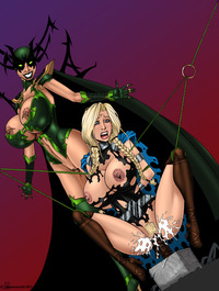 luscious hentai 3d valkyrie hentai pics superheroes pictures luscious page