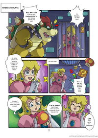 mario and peach hentai sexporntoons mario porn comics reddyheart growth queen princess peach category hentai doujinshi