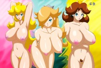 mario hentai rosalina efdc princess daisy peach rosalina speeds speedy super mario bros galaxy