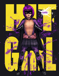 marvel girls hentai bfbfdcf hit girl kick ass marvel wicka