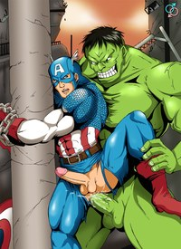 marvel superhero hentai tribe upload photo ddd bdcd cartoon gay tribestribenet