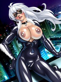 marvel superheroes hentai lusciousnet hot black cat pic superheroes pictures album pics stroke pussy page