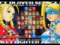 marvel vs capcom hentai shots street fighter alpha playstation screenshot character selections wallpapers comments fast food fighters
