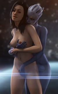 mass effect miranda hentai liara tsoni miranda lawson mass effect animated hentai cgi