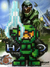 master chief hentai master chief perler bead lunabunneh morelikethis
