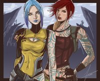 maya and lilith hentai pre borderlands lilith maya sonellion bhml morelikethis collections