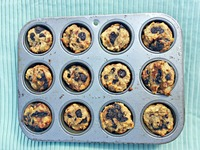 megaman starforce hentai banana bread muffins mini baked