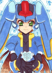 megaman zx hentai pre aile model erementalsoul morelikethis artists