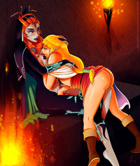 midna and link hentai sebastian video game yuri collection midna zelda pictures user page all