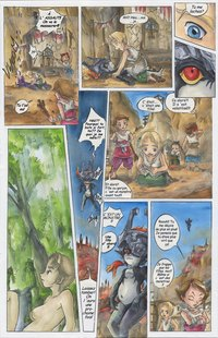 midna hentai comic acd beth colin ilia legend zelda midna passage twilight princess comic