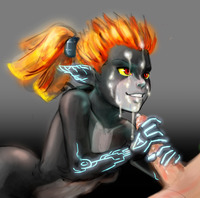 midna hentai full version aedd eltonel legend zelda link midna twilight princess