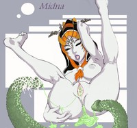 midna hentai full pictures user midna tentacle monster