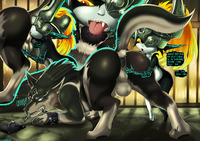 midna hentai therealshadman pictures user taming beast