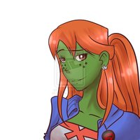 miss martian hentai pre miss martian hielorei foros
