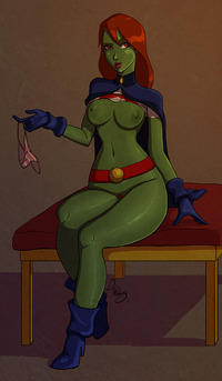 miss martian hentai thedirtymonkey pictures user miss martian