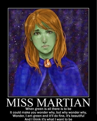 miss martian hentai bace motivation miss martian songue art pirate rangers