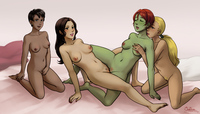miss martian hentai acaf artemis dcau miss martian ondine young justice zatanna rocket comics porn fap anime cartoon