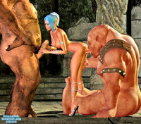 monster hentai galleries dmonstersex scj galleries awesome hentai gallery shows young sluts fucked menacing monster