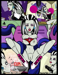 monster high hentai afe blacktoe frankie stein monster high