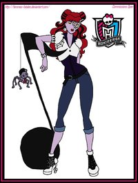 monster high hentai pre request prize monster high operetta femmes fatales kdp art